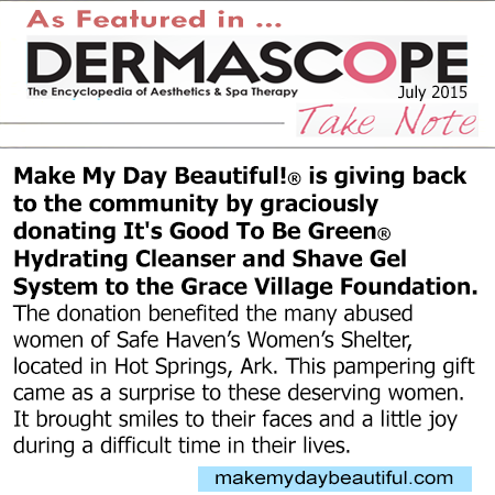 Dermascope_Magazine_Make_My_Day_Beautiful_tm July_2015