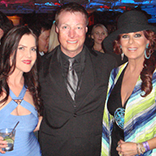 Linda with Kira Reed Lorsch and Army Specialist Joseph Paulk 042614