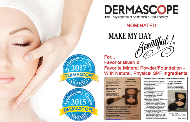 Make My Day Beautiful!<sup>®</sup>_30th_anniversary_as_featured_in_Skin_Inc_Magazine_Oct_2013_copyright_2013