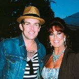 Make My Day Beautiful!®_Mark_McGrath_with_Linda_Litzinger_Beck
